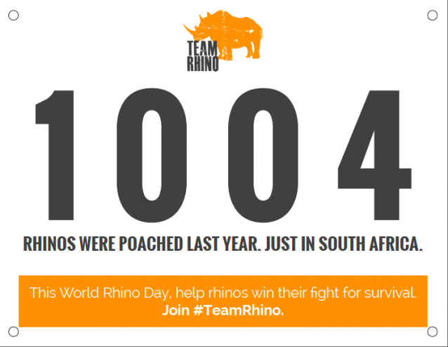 #TeamRhino - Whose team are YOU on?