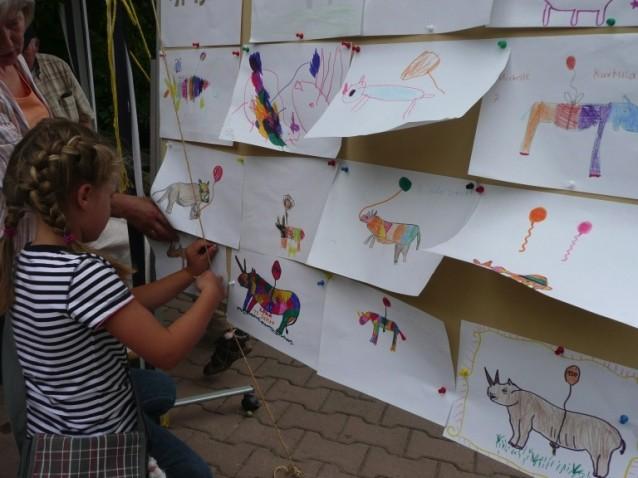 World Rhino Day activities will be held all day long at Frankfurt zoo!