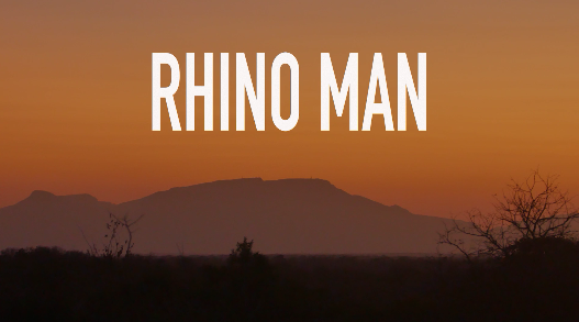 The Rhino Man is the unsung hero of the Rhino conservation effort – the field ranger who sacrifices his or her life every day to protect the rhino from extinction.