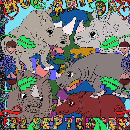 , World Rhino Day – September 22nd